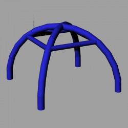 Estructura carpa BTL 6