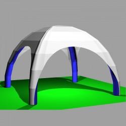 BTL Basic 4X4 Tent
