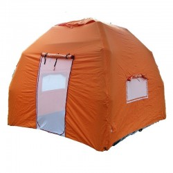 Emergency tent cover 3x3