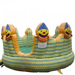 Piñata jumping