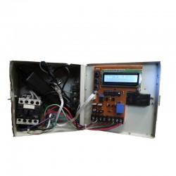 Air pressure control box