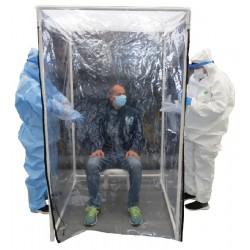 PVC insulation cabin 1.15x1.9