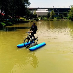 Cycle raft
