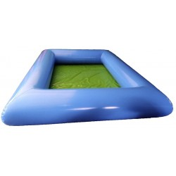 Inflatable pool 8x8