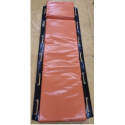 Sealed stretcher mattress